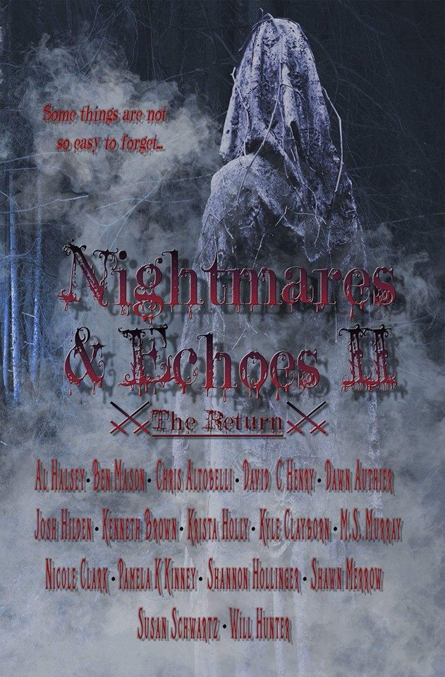 Nightmares & Echoes II-The Return COVER